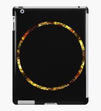 Golden Ring iPad Case/Skin