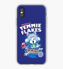 Temmie Flakes! iPhone Case