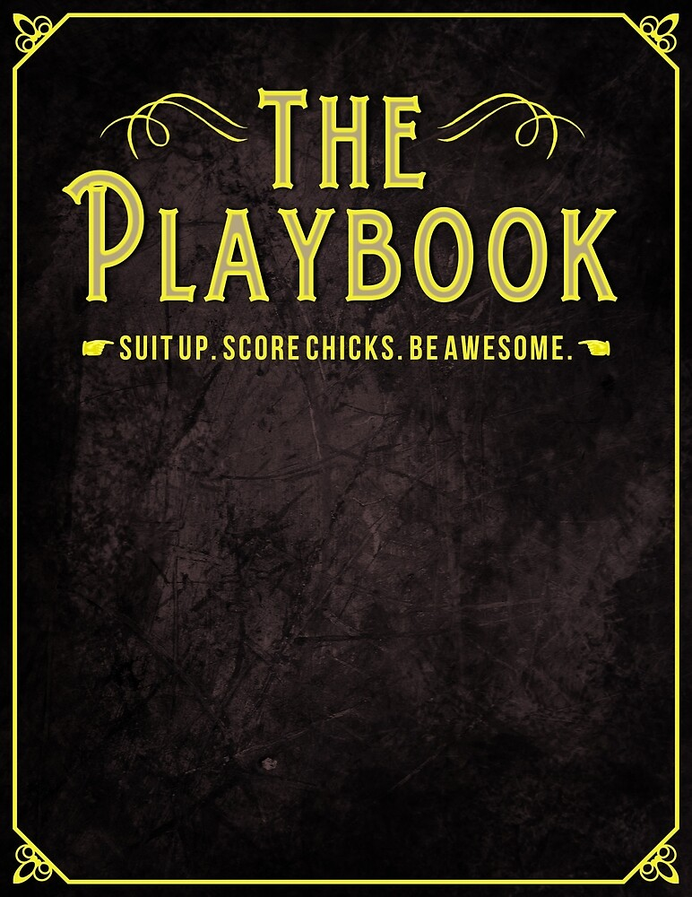 The Playbook - How I met your mother by HIMYM-EAFAM