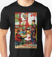 Vintage O and O Tea T-Shirt