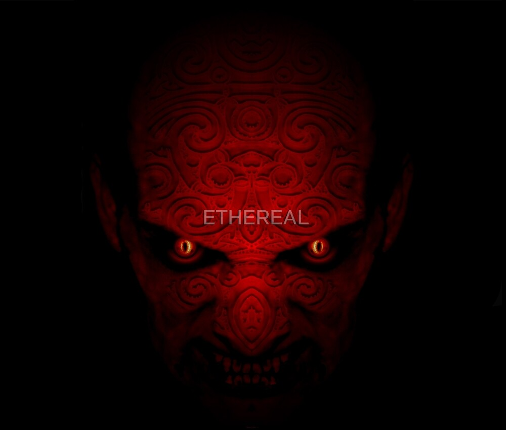 THE DARK faces of Veralon  VENTAR by ETHEREAL