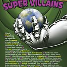 All I Really Need to Know I Learned from Super Villains by guigar