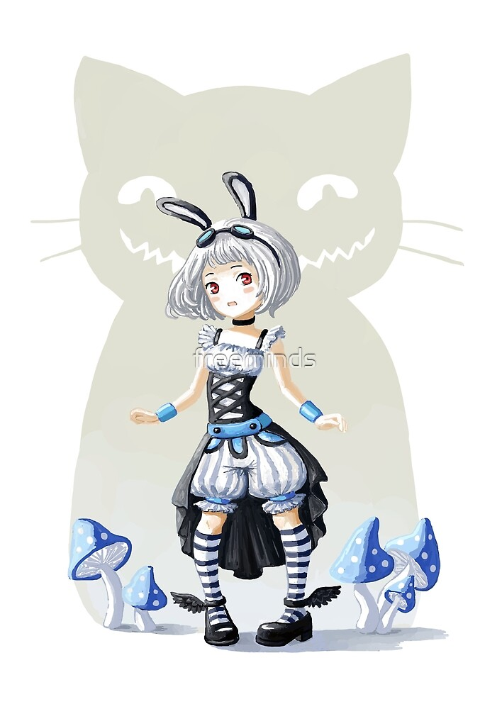 Alice by freeminds