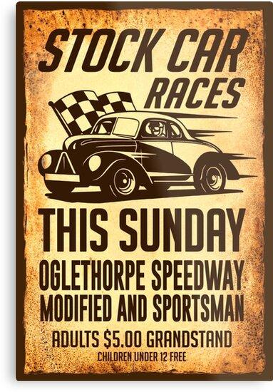 Stock Car Races by hotrodz