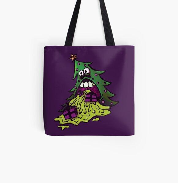 Sick of Christmas... All Over Print Tote Bag