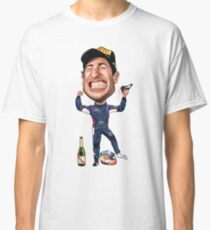 Daniel Ricciardo 2017 Classic T-Shirt