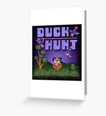 Hunt Duck Greeting Card