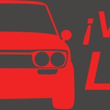 Viva La LaLD! (Datsun 510) by vdhcustoms