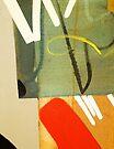 Abstract Closeup #1 by Lisa V Robinson