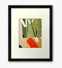 Abstract Closeup #1 Framed Print