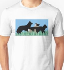 Belgian Sheepdogs Unisex T-Shirt