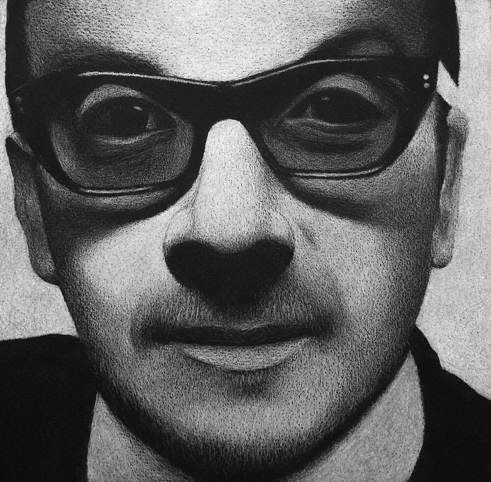 Elvis Costello by OffOn