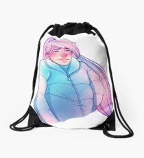 Wrap up Drawstring Bag