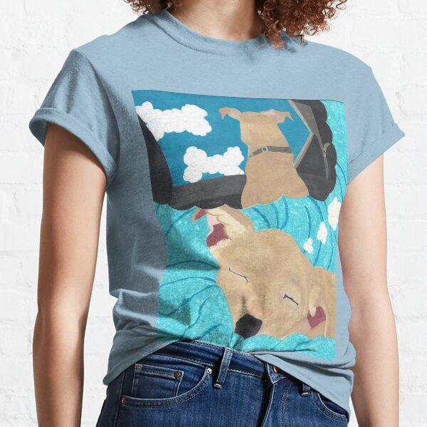 Duke Sleeping  Classic T-Shirt