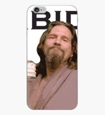 The Dude Shirt iPhone Case