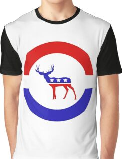 Baratheon 2016 Campaign Graphic T-Shirt