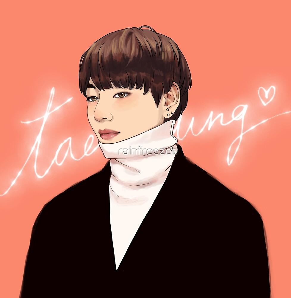 Happy Taehyung Day by rainfreezer