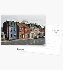 Broadway Streetscape Postcards