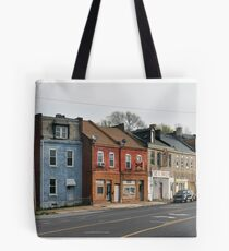 Broadway Streetscape Tote Bag