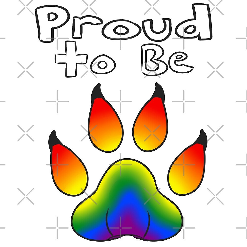 Proud to be LGBT Furry by Catdragon7