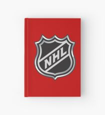 NHL Hardcover Journal