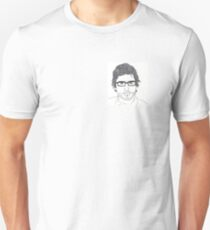 Louis Theroux design Unisex T-Shirt