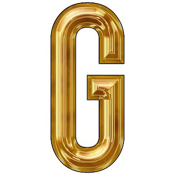Golden G by mikeshinoda