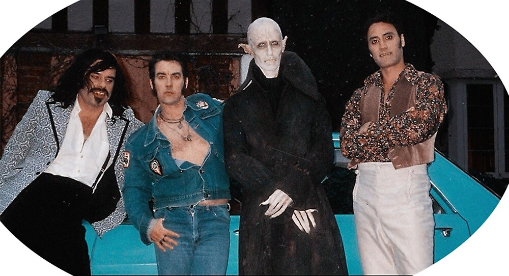What We Do In The Shadows Group Photo by nicknickb