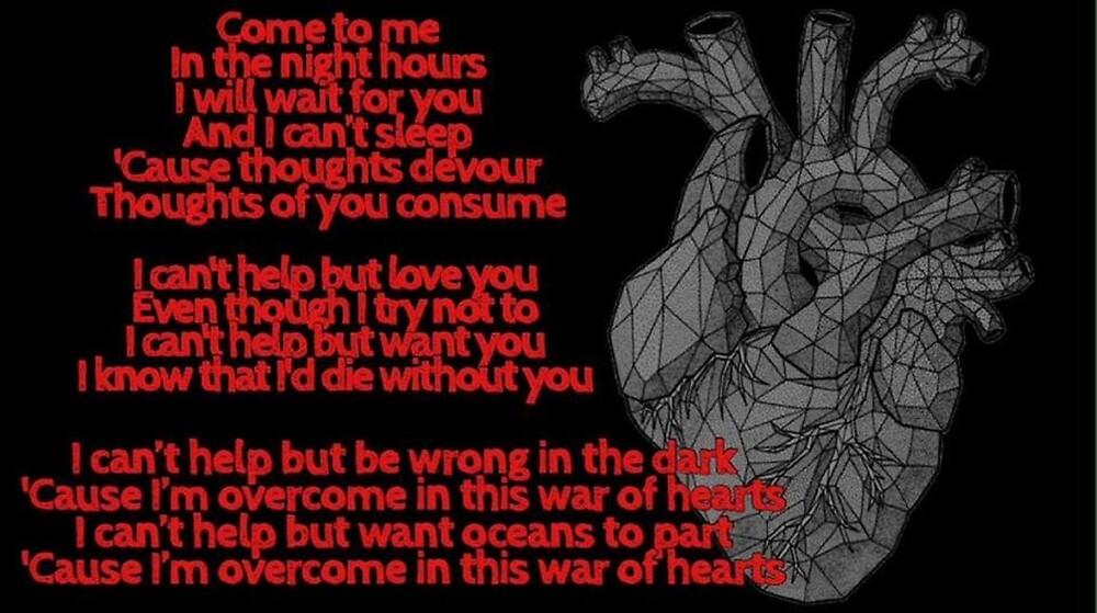 War of Hearts by ninzinga