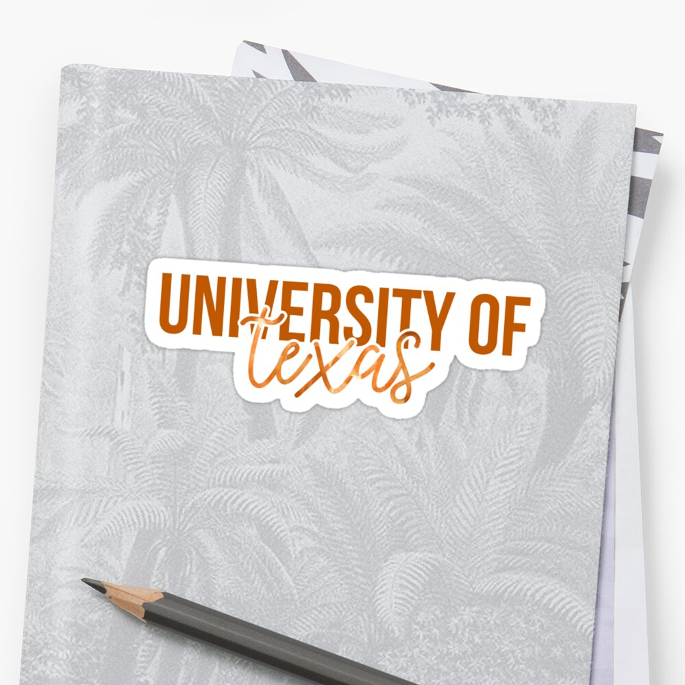 University of Texas - Style 13 by kayceecolleges