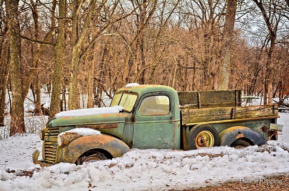 The Farm Truck by Duane Sr