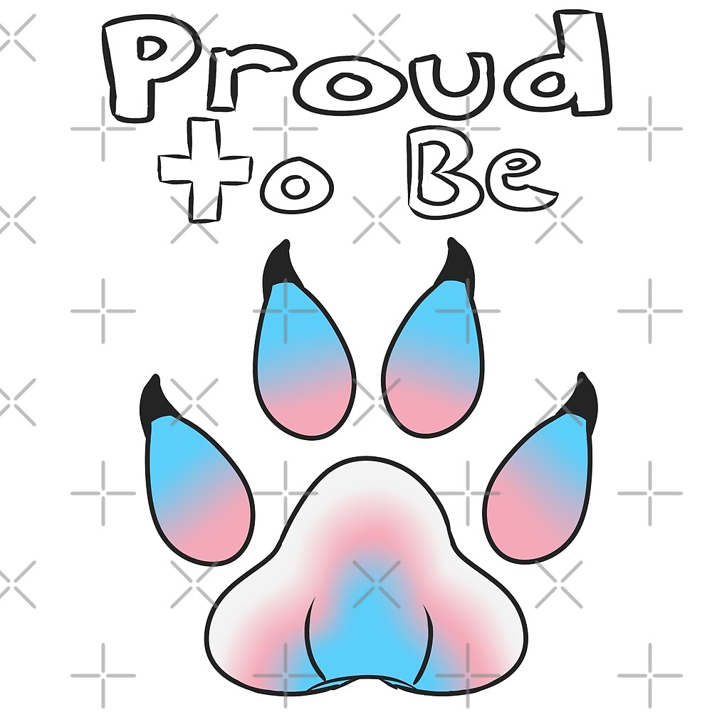 Proud to be Transgender Furry by Catdragon7
