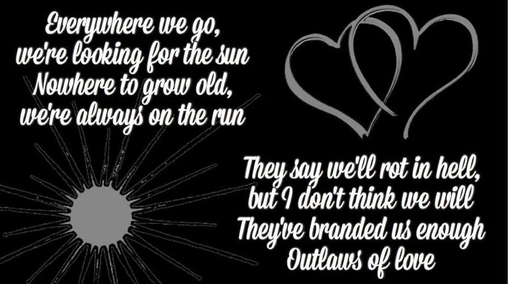 Outlaws of Love by ninzinga