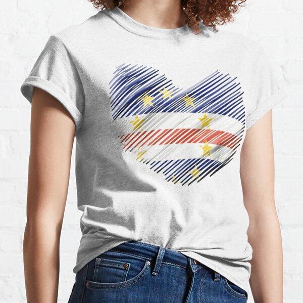 coração cv Classic T-Shirt