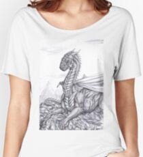 Saphira (BW) Women's Relaxed Fit T-Shirt