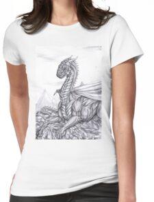 Saphira (BW) Womens Fitted T-Shirt