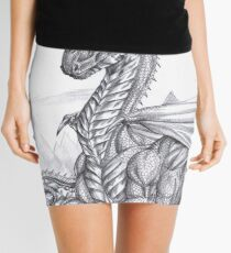 Saphira (BW) Mini Skirt