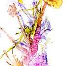 Botanical Poppy Seed  by Loretta Golby