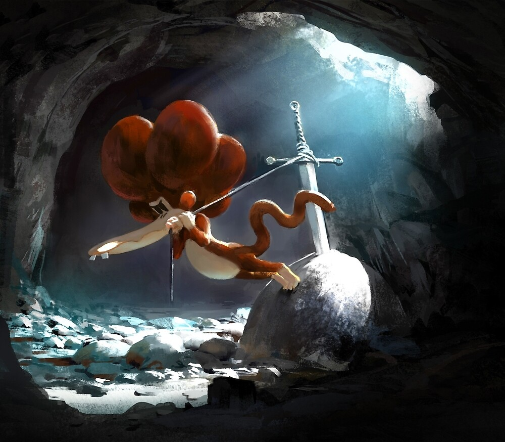 Tzika Sword by tzika
