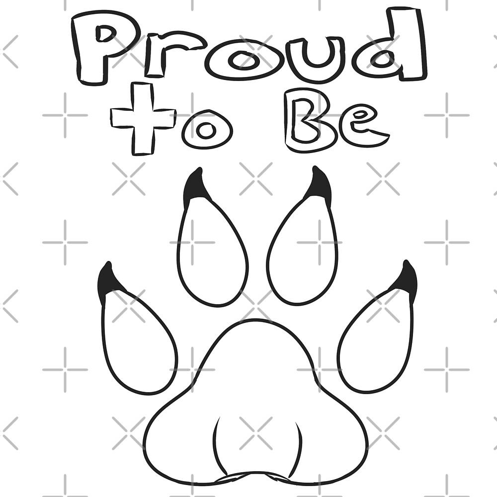 Proud to be Furry by Catdragon7