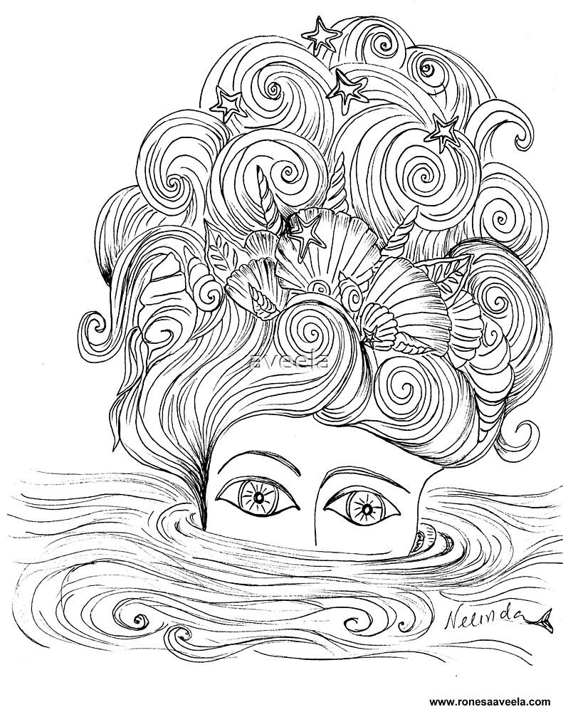 The Siren Wife - Italian #Mermaid by aveela