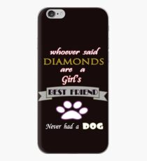 My Dog is my friend iPhone Case