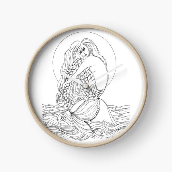 The Little #Mermaid – Denmark Clock