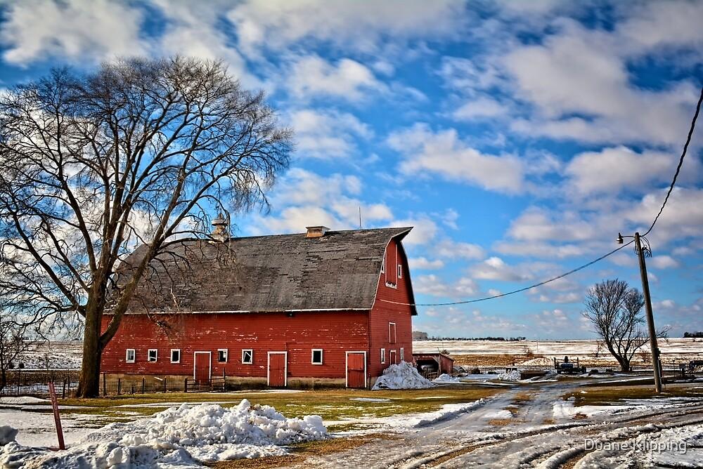 Marsh Avenue Barn 2 by Duane Sr