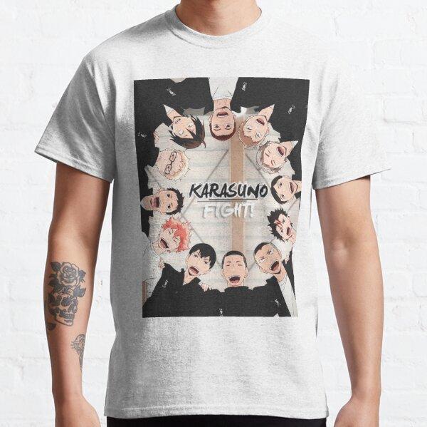 Karasuno - Haikyuu Classic T-Shirt