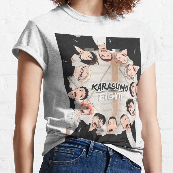 Karasuno - Haikyuu Camiseta clásica