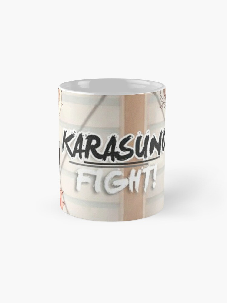 Alternate view of Karasuno - Haikyuu Mug