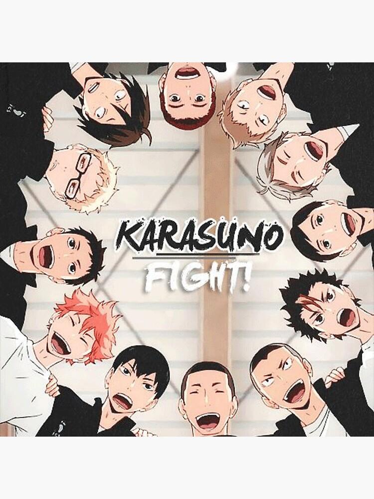 Karasuno - Haikyuu by Enzosekai