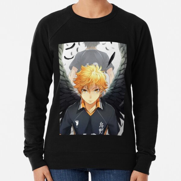 Hinata & Kageyama Lightweight Sweatshirt