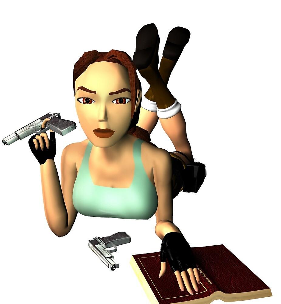 Lara by hanbear